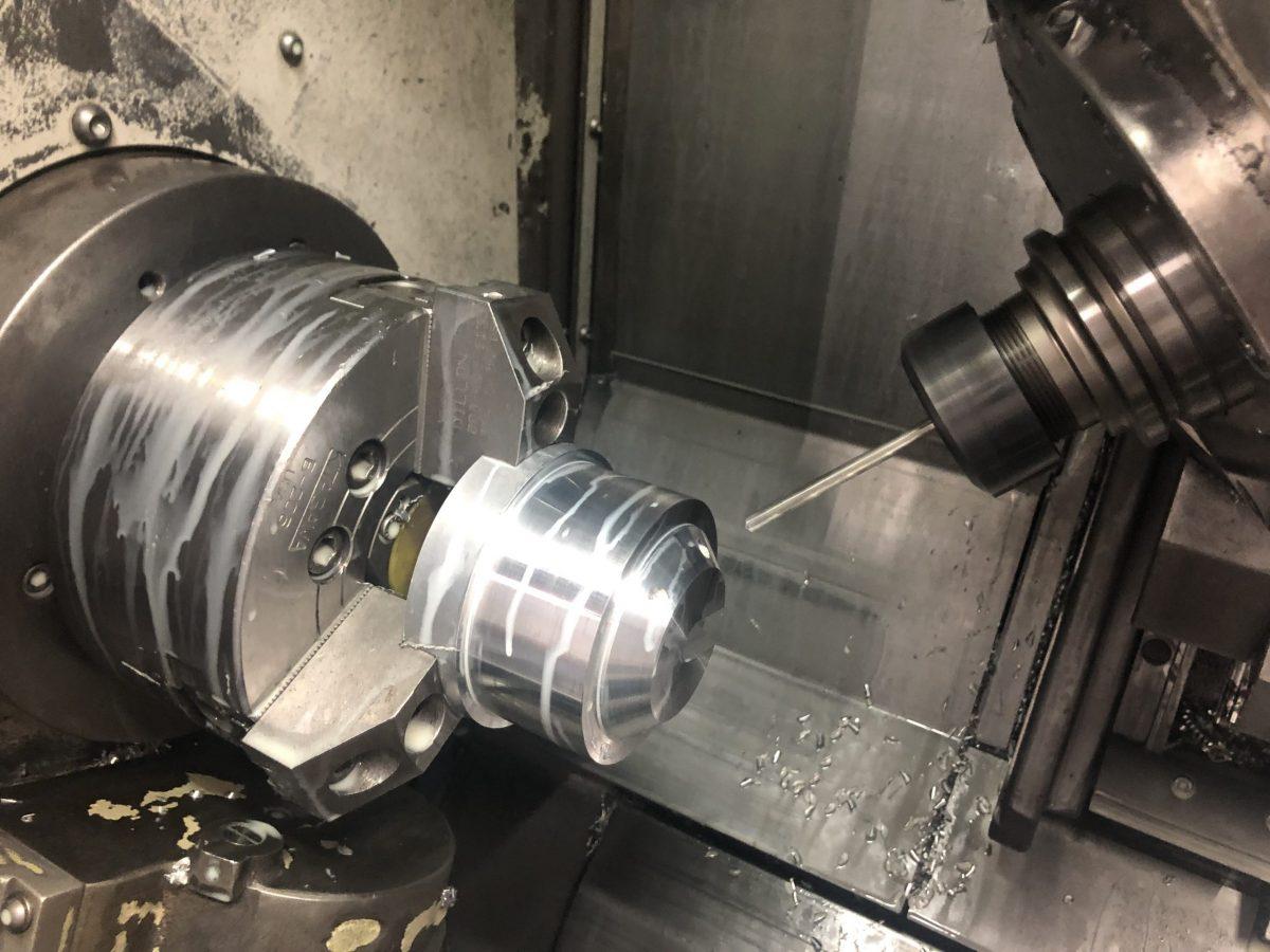 Pittsburgh 5 axis machining cnc ultra precision