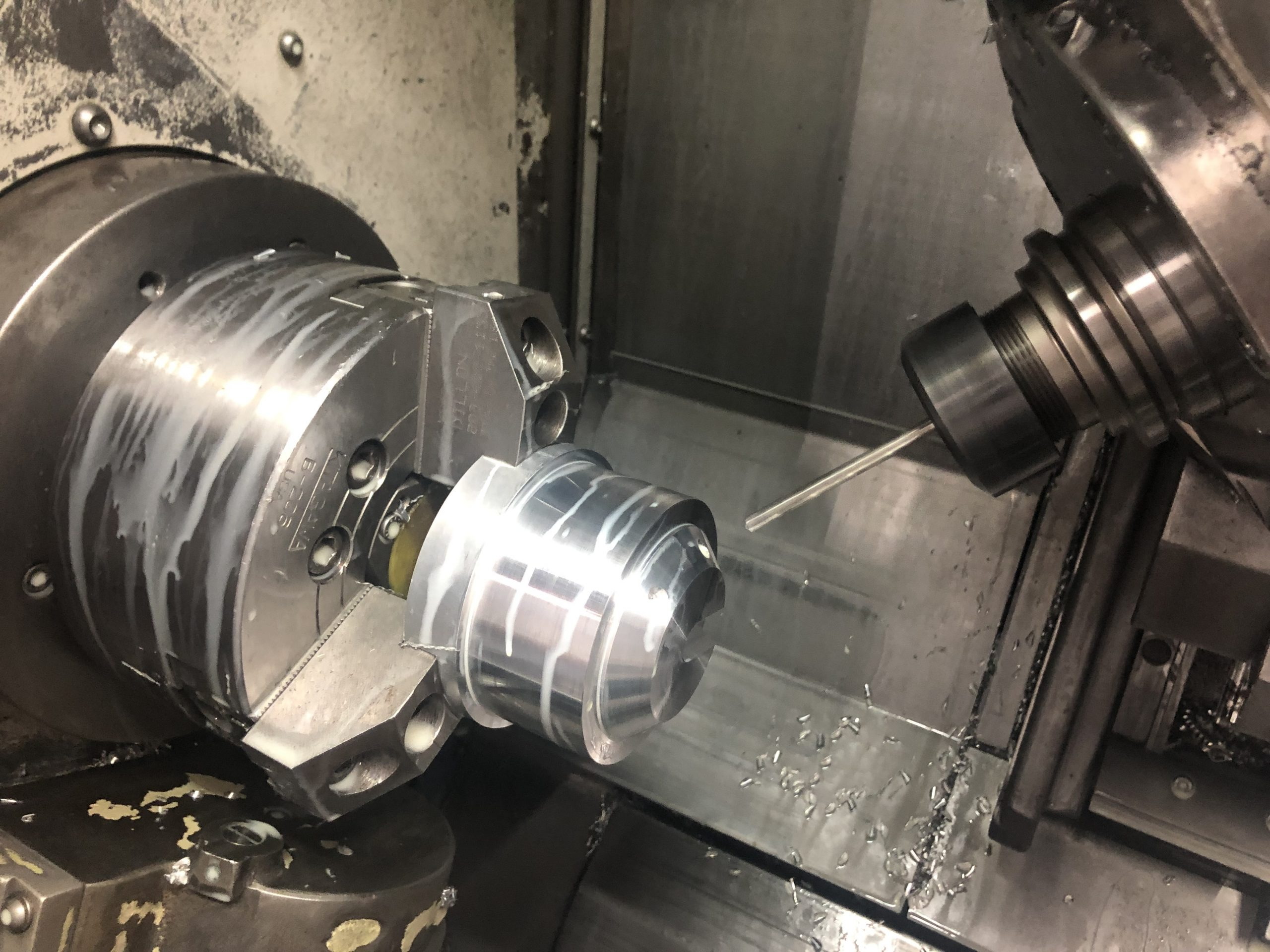 Pittsburgh 5 axis machining cnc ultra precision